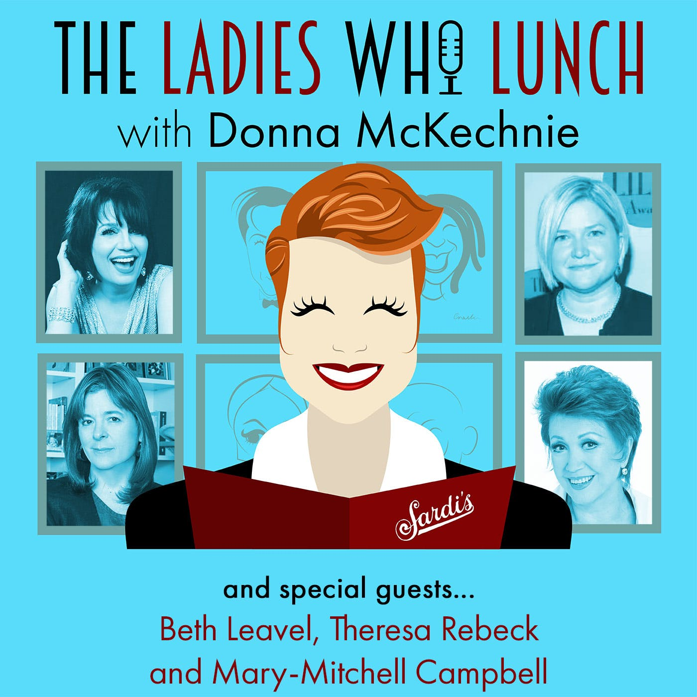 #5 - Beth Leavel, Theresa Rebeck, and Mary-Mitchell Campbell