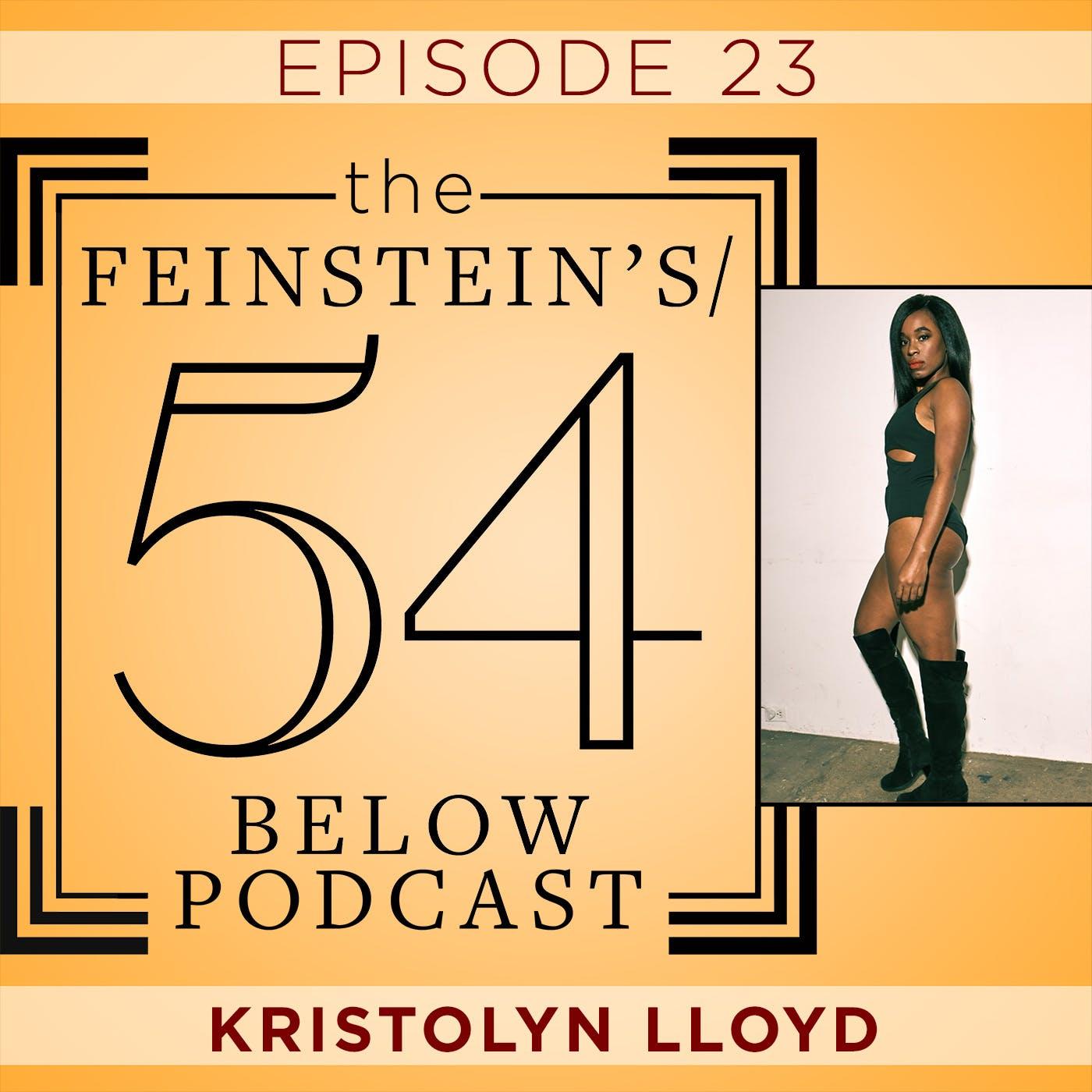 Episode 23: KRISTOLYN LLOYD
