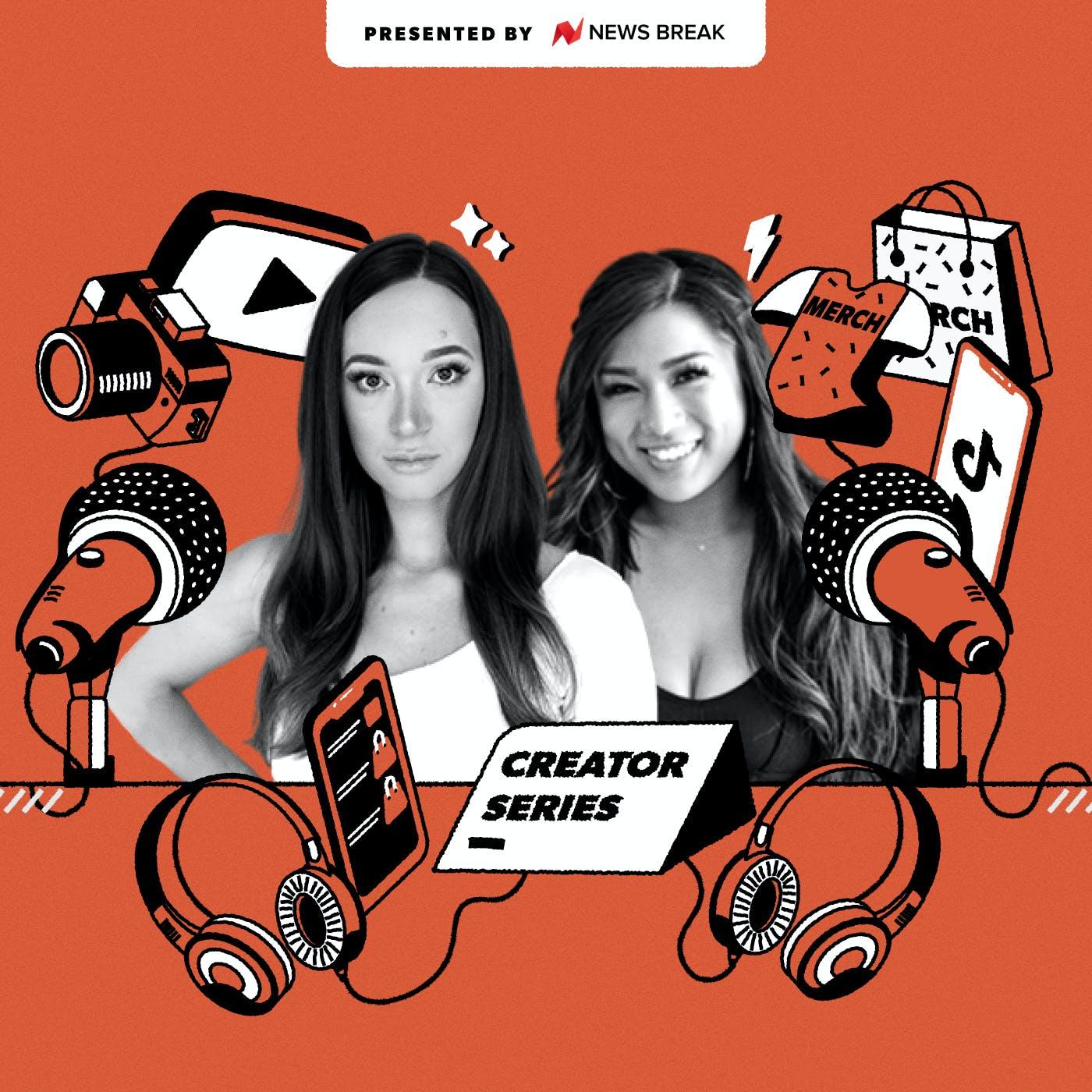 YouTube stars Alisha Marie and Remi Cruz show how creators have become their own class of media company