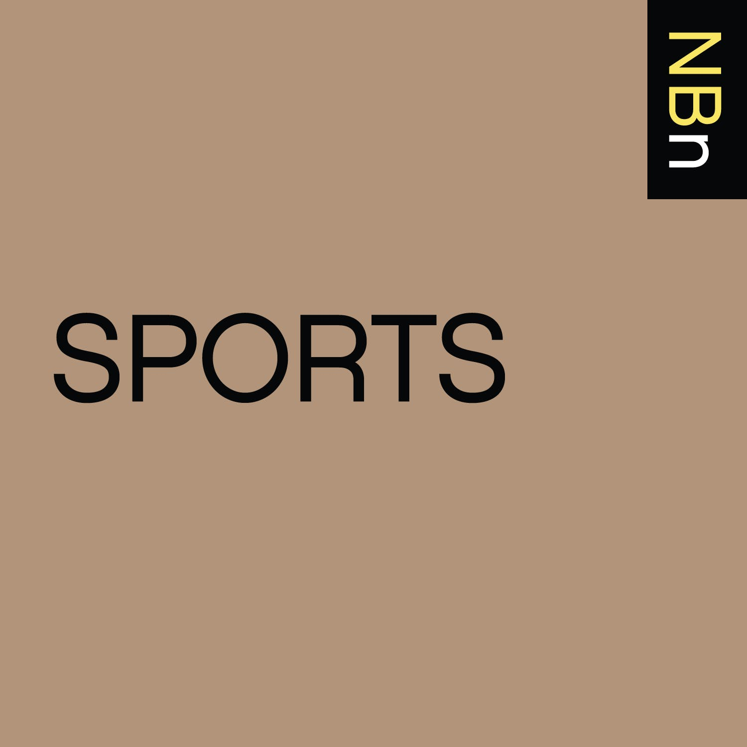 Premium Ad-Free: New Books in Sports podcast tile