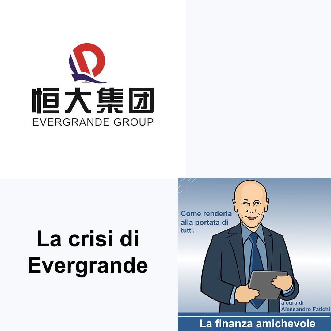 La crisi di Evergrande