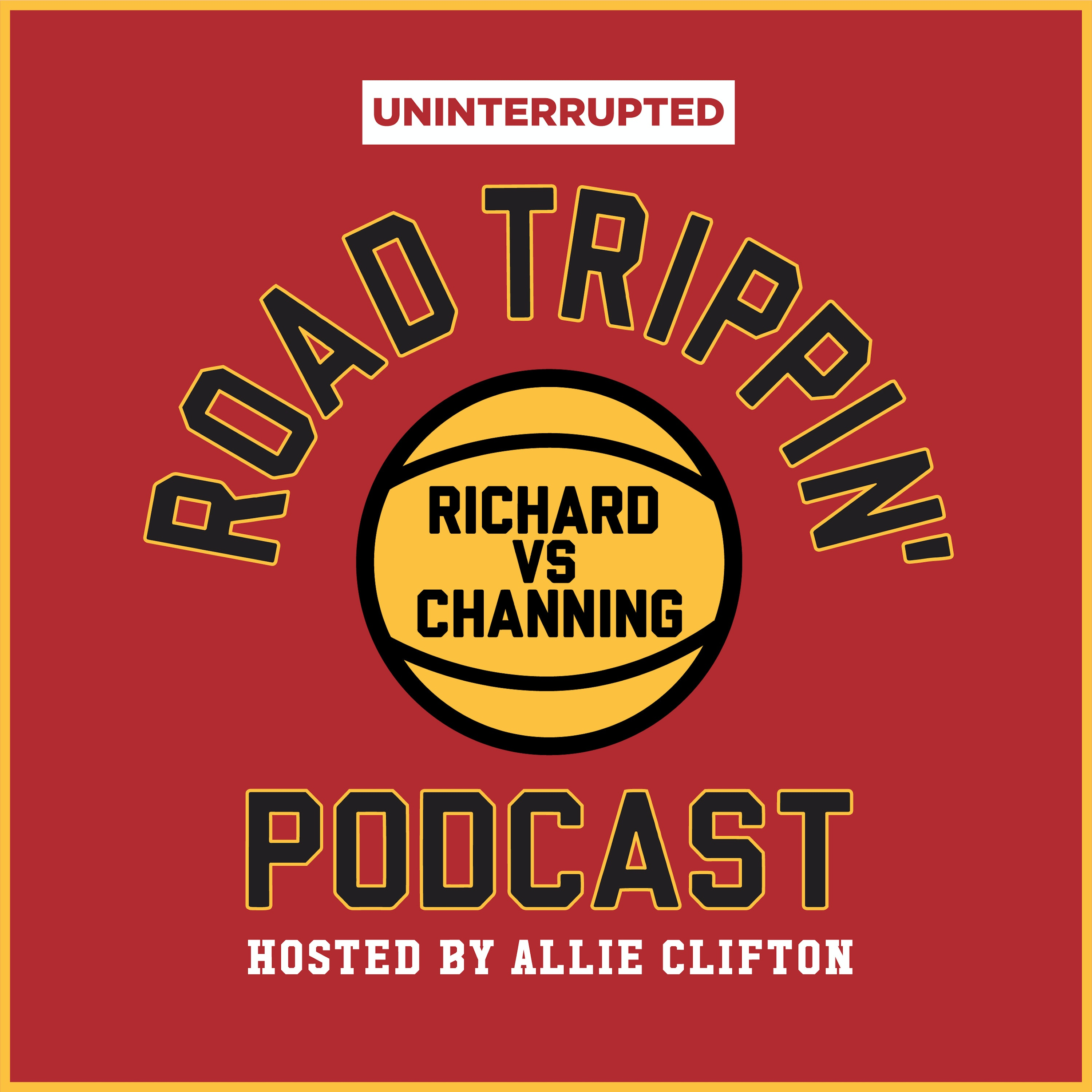 Road Trippin': Richard vs. Channing