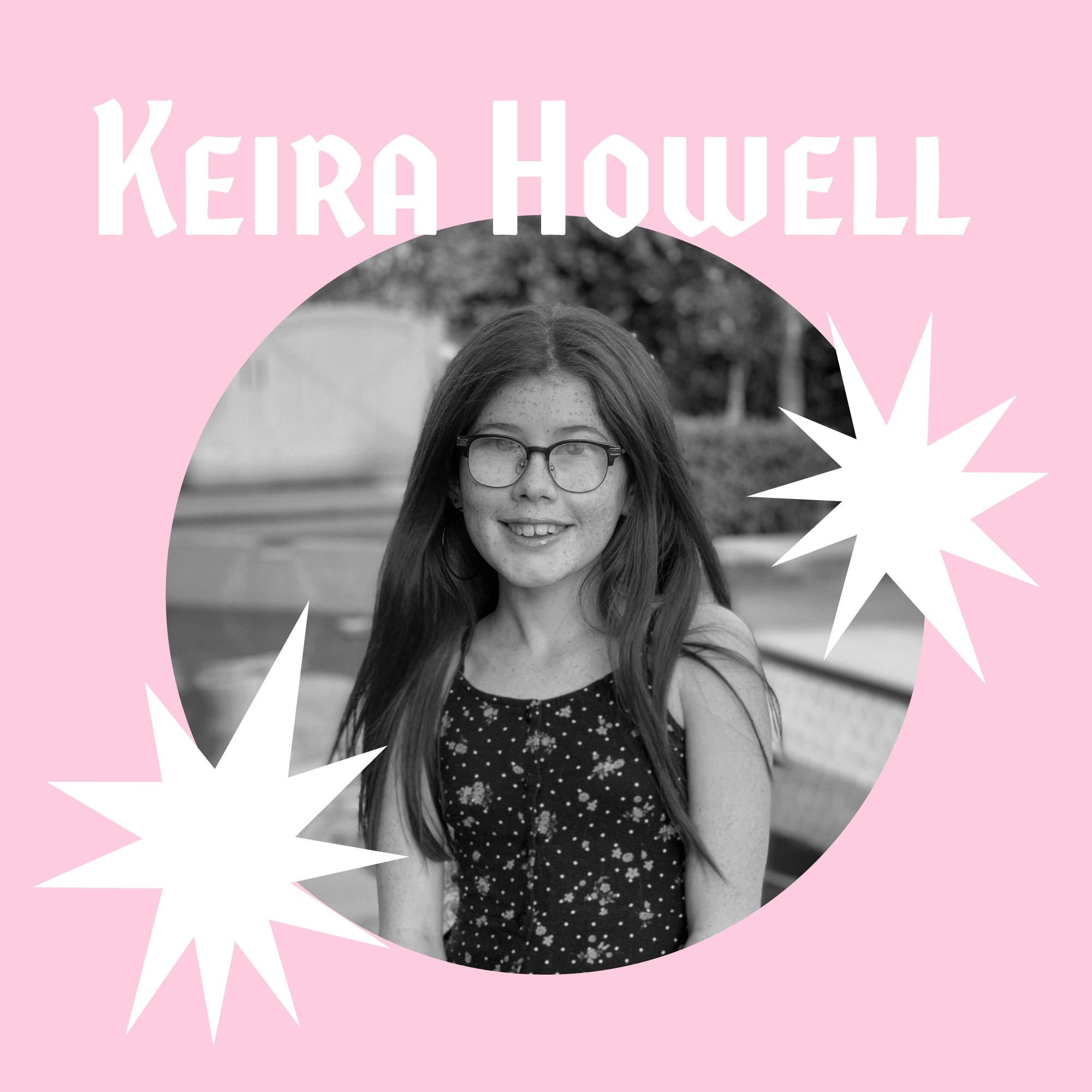 Advocates Come in Small Packages – My Life with Blau Syndrome with Keira Howell