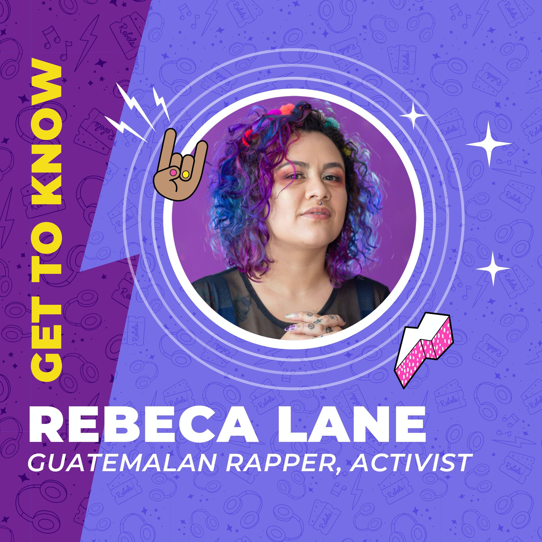 Get To Know Rebeca Lane