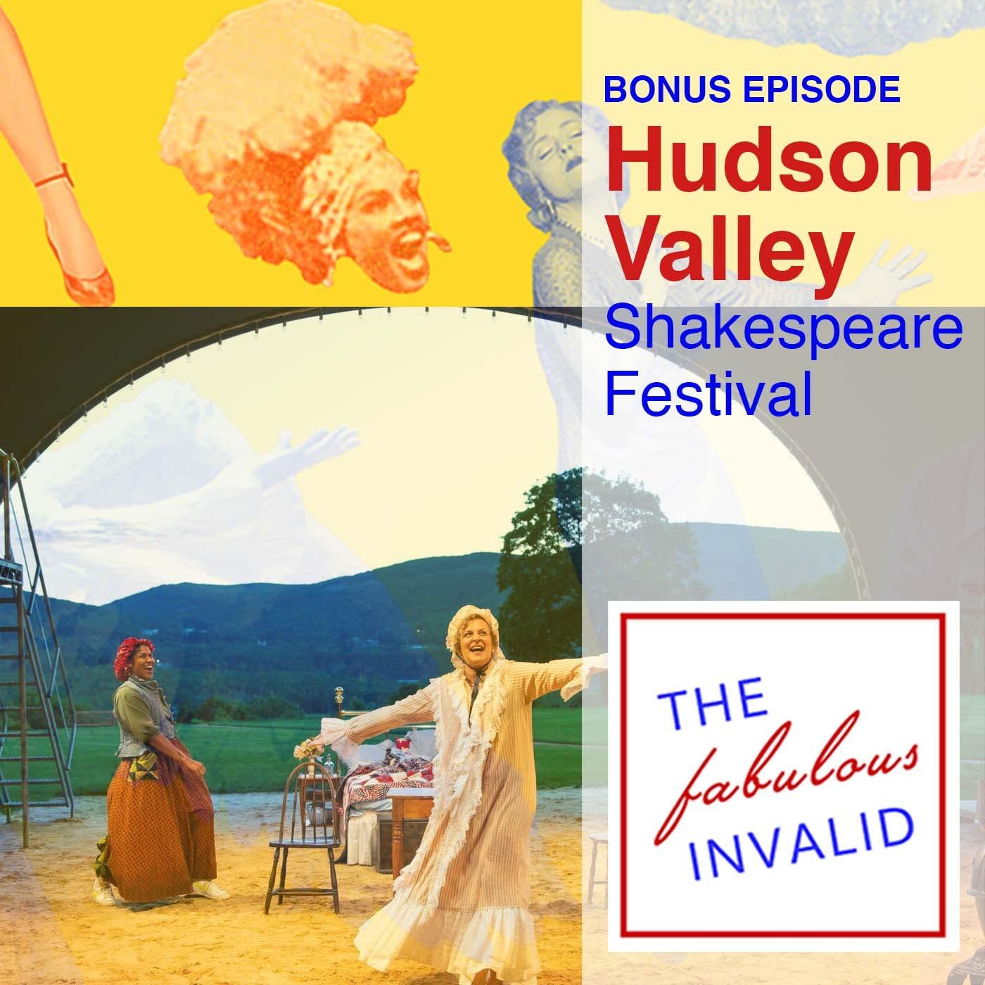 Bonus Episode: Hudson Valley Shakespeare Company