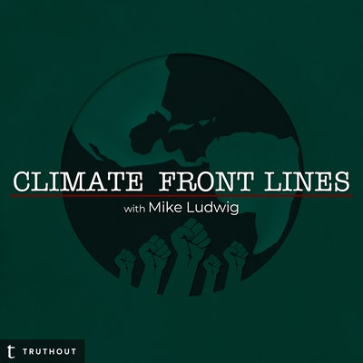 Cover for Climate Front Lines