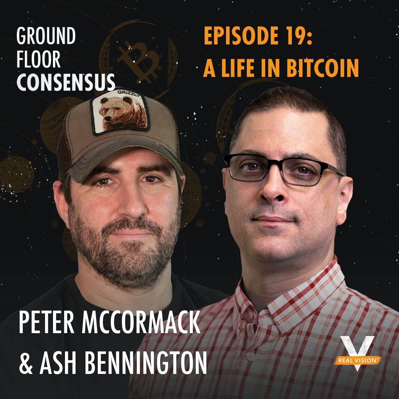 GFC019: A Life In Bitcoin ( w/ Peter McCormack)