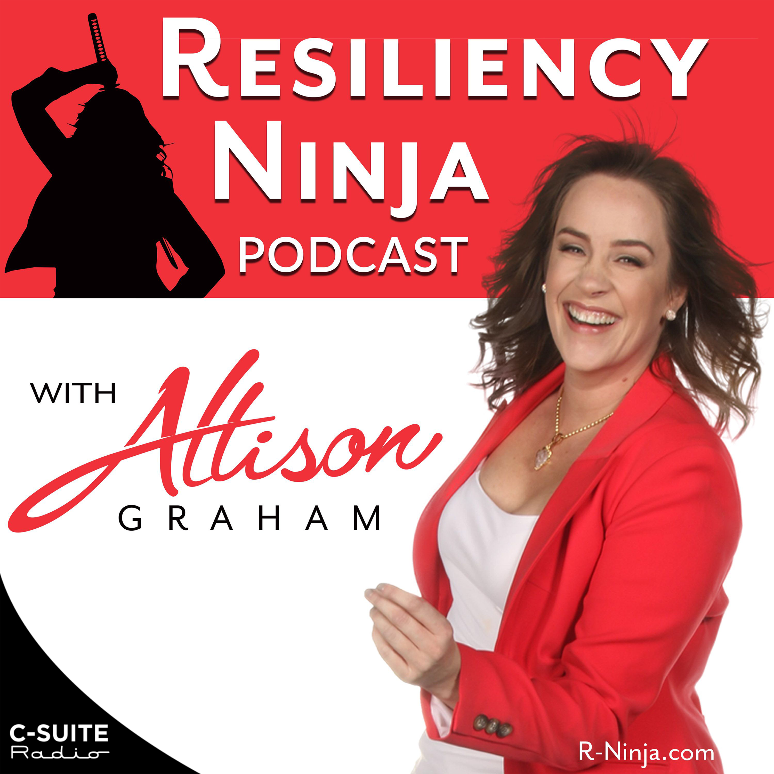 Resiliency Ninja with Allison Graham