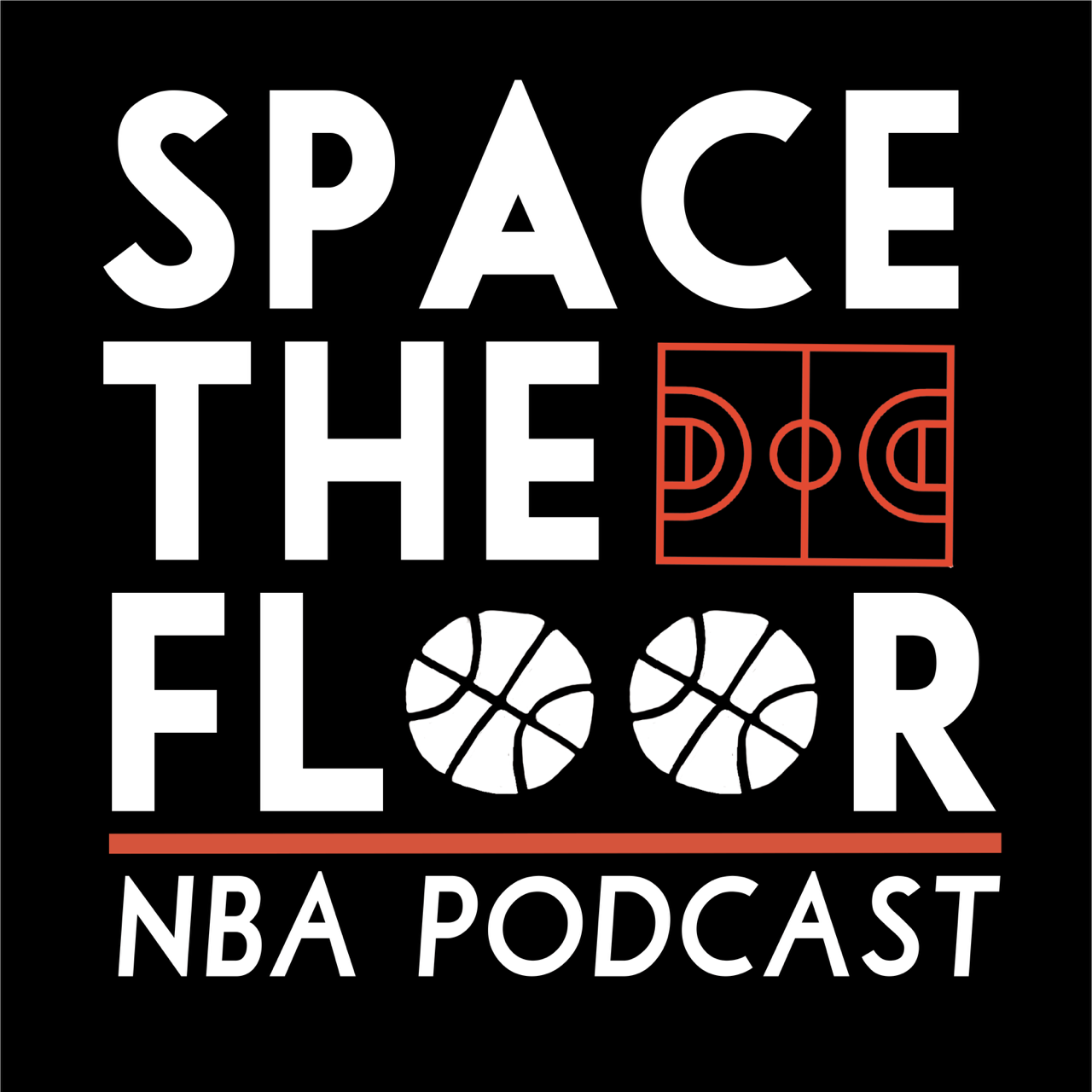 Space the Floor NBA Podcast podcast