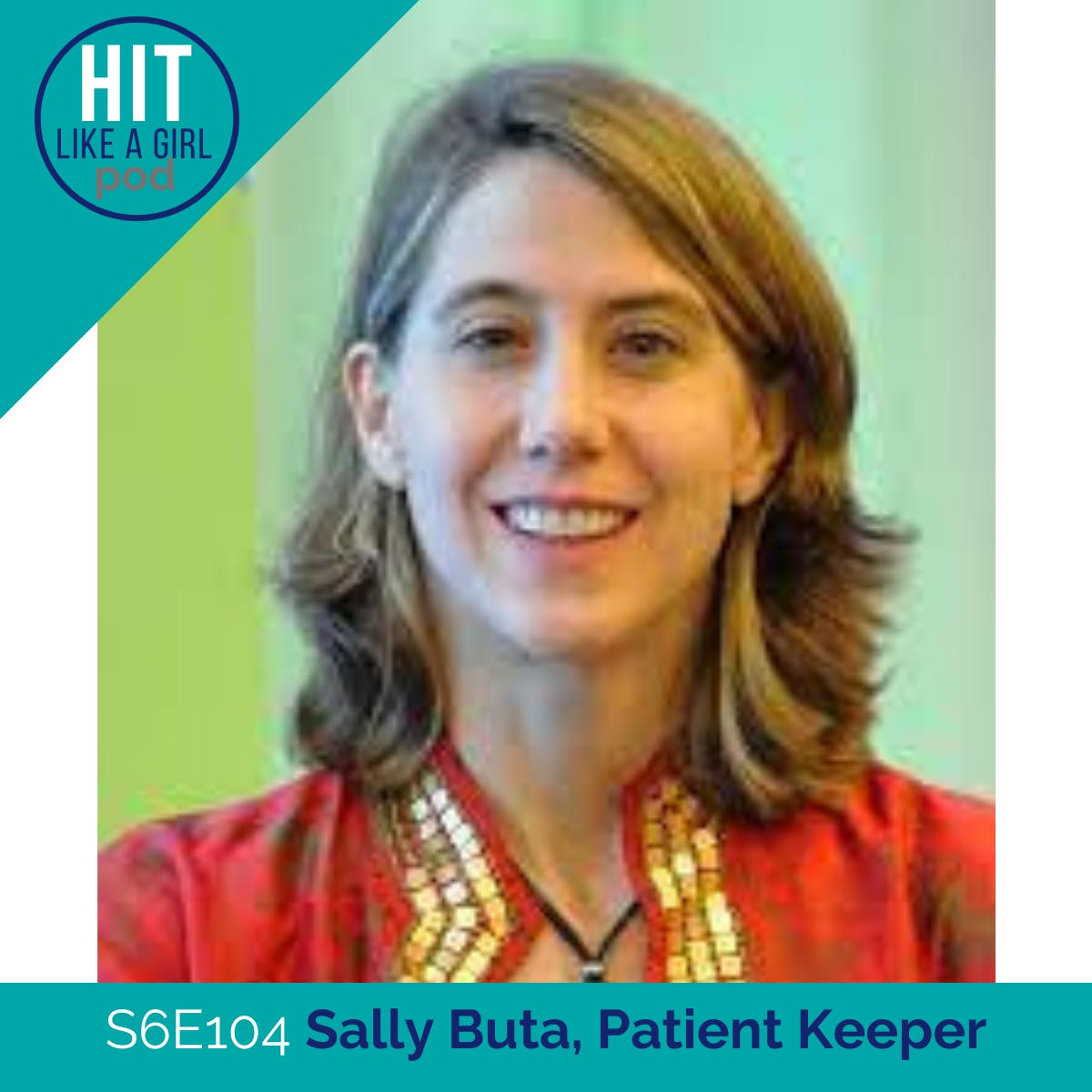 Sally Buta's Fall Back Plan Was to Get a PhD