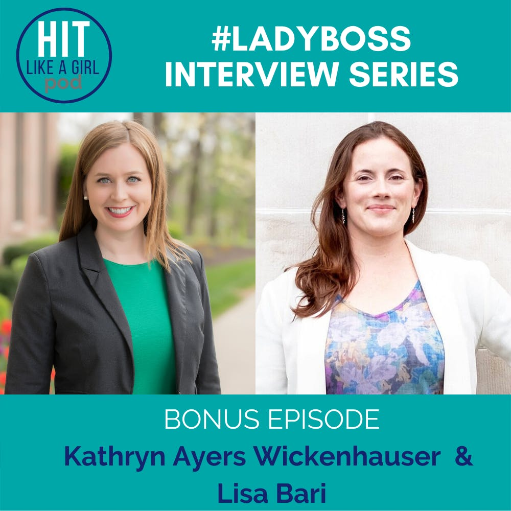Lisa Bari Talks to Kathryn Ayers Wickenhauser about Living With Intention