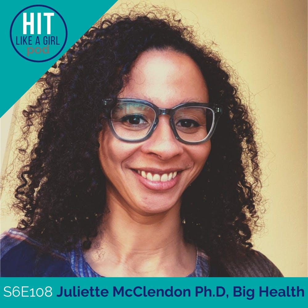 Dr. Juliette McClendon Talks Digital Therapeutics for Stress, Sleep, and Anxiety