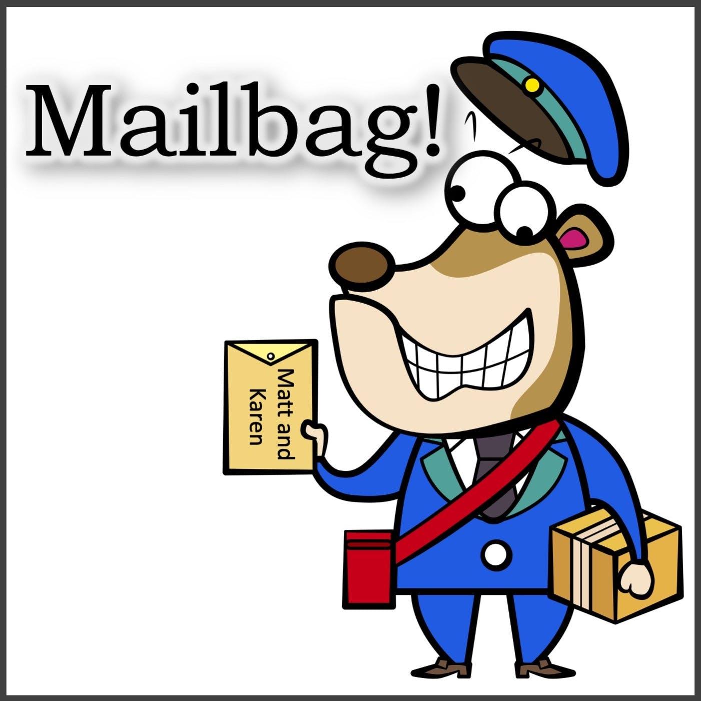 31 Mailbag!