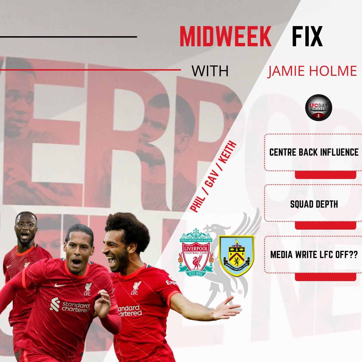 Mo Salah Liverpool Deal | The Midweek Fix