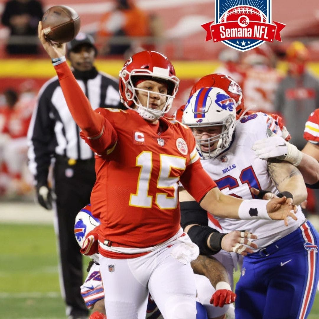 Semana NFL #15 - Chiefs, Bills, Browns, Titans, Bills... O panorama da AFC para a temporada