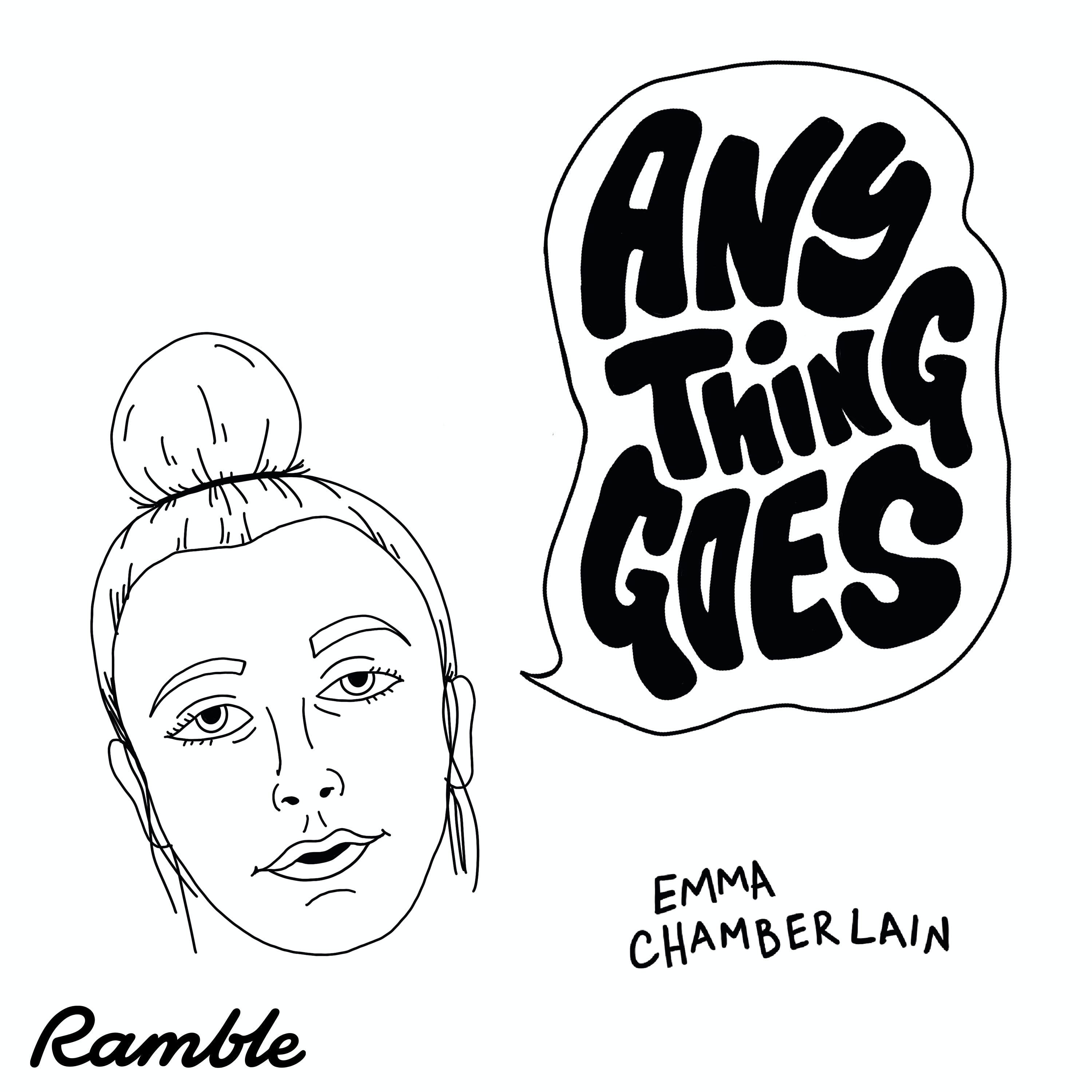 Anything Goes with Emma Chamberlain podcast show image