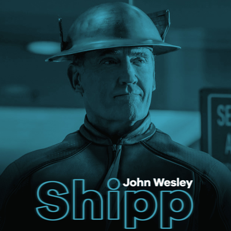 The Flash's JOHN WESLEY SHIPP: Dark Periods and Gratitude