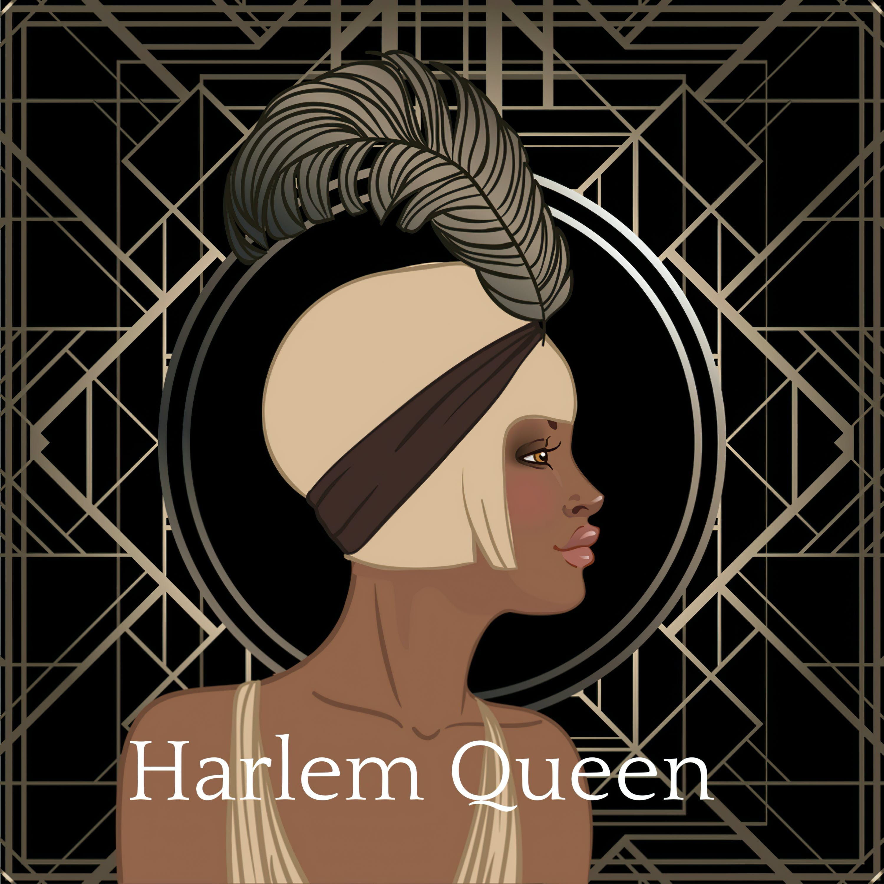 """""""    Harlem Queen """" Podcast"""