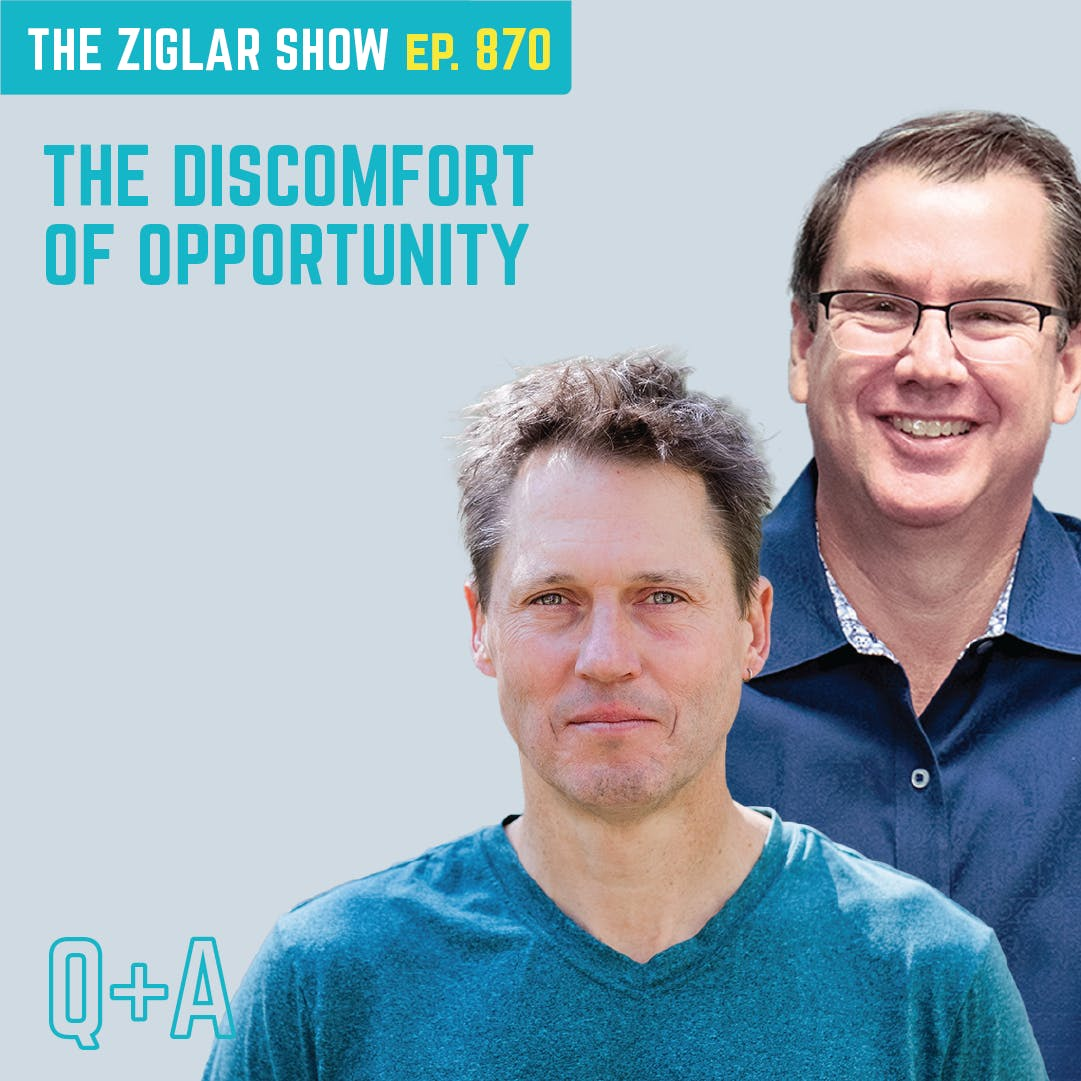870: The Discomfort of Opportunity