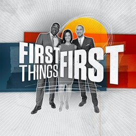 First Things First Weekly Rewind 10/09 - 10/12
