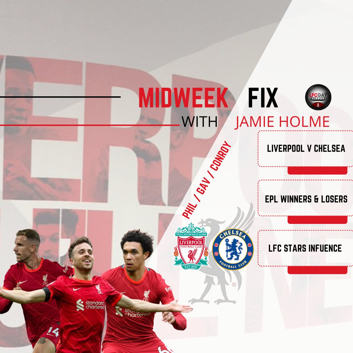 Liverpool Tie Up Henderson | The Midweek Fix