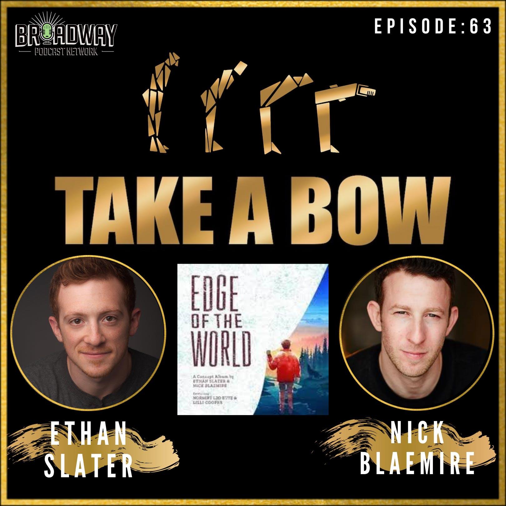 #63 - Ethan Slater & Nick Blaemire