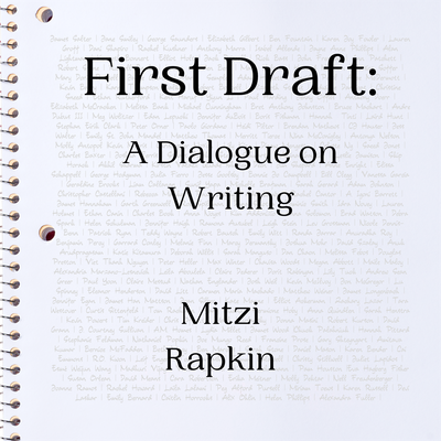 Cover for First Draft: A Dialogue on Writing