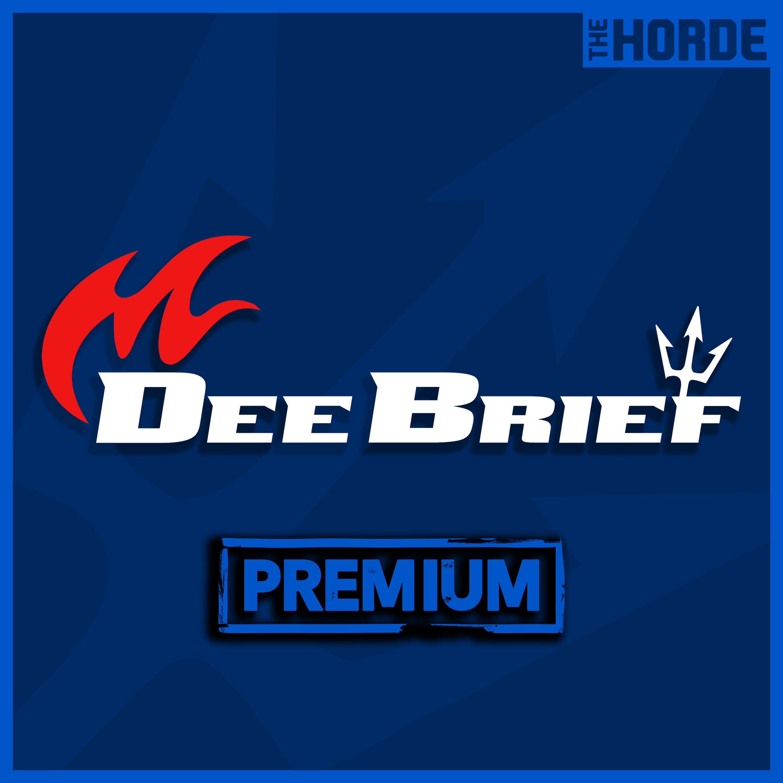 The DeeBrief Premium podcast tile