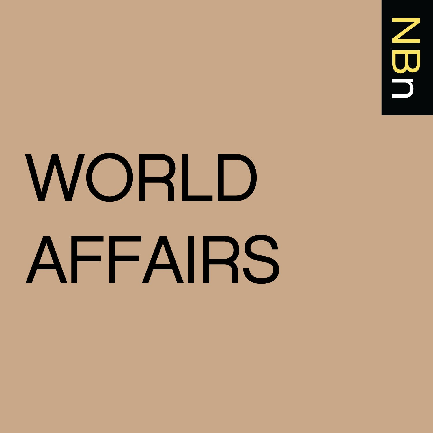 Premium Ad-Free: New Books in World Affairs podcast tile