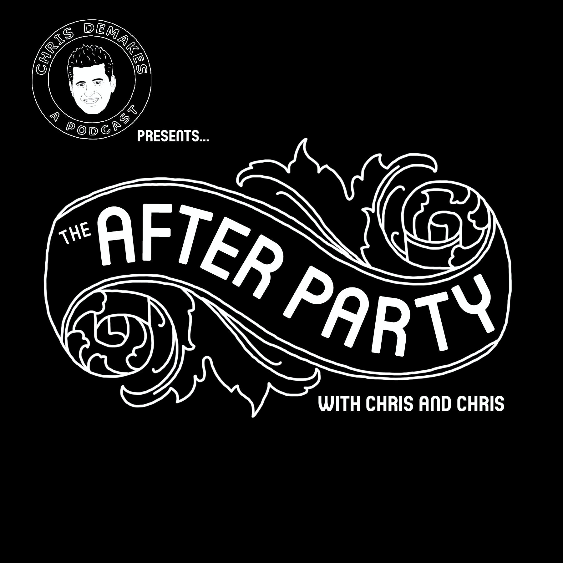 The After Party podcast tile