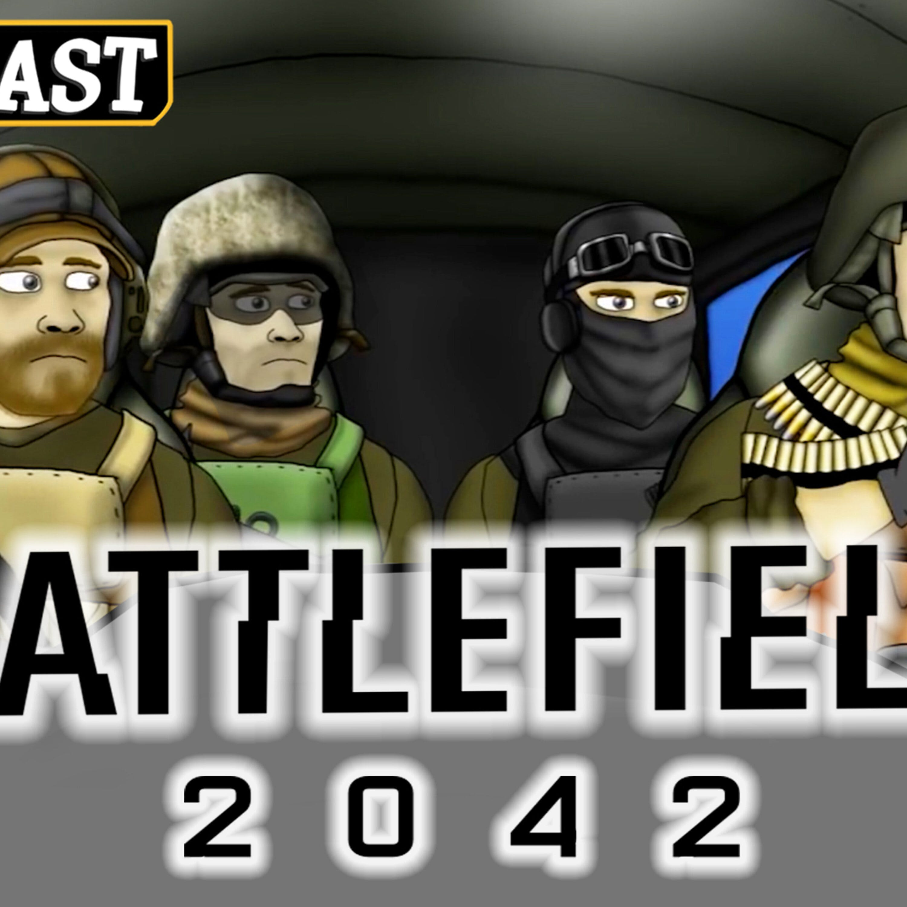 We React to the Battlefield 2042 Gameplay trailer!!!