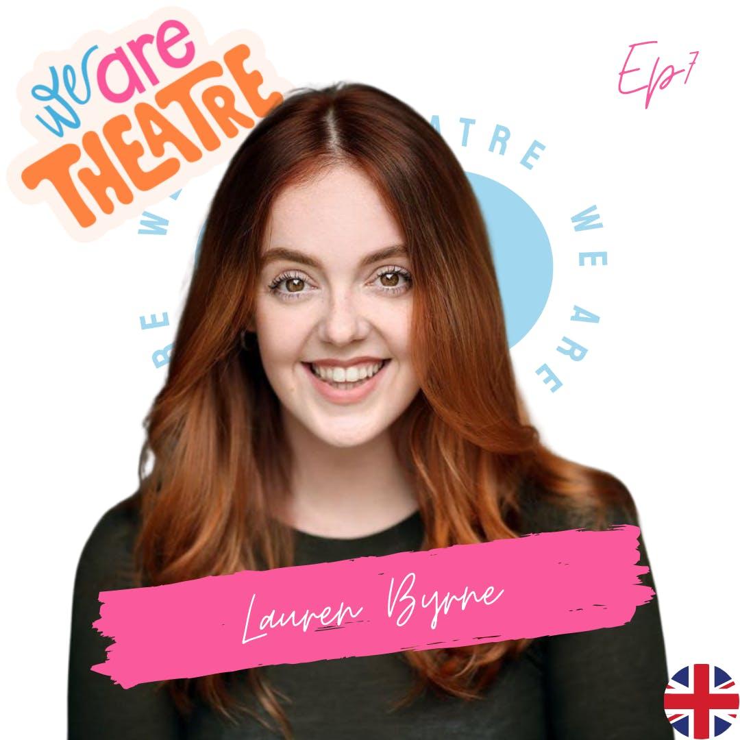 Episode 7 - Lauren Byrne