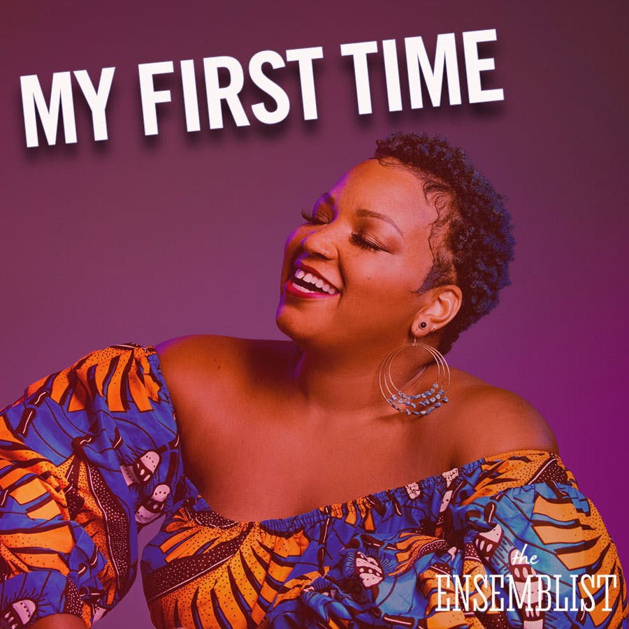 #218 - My First Time (Aladdin - feat. Marisha Wallace)