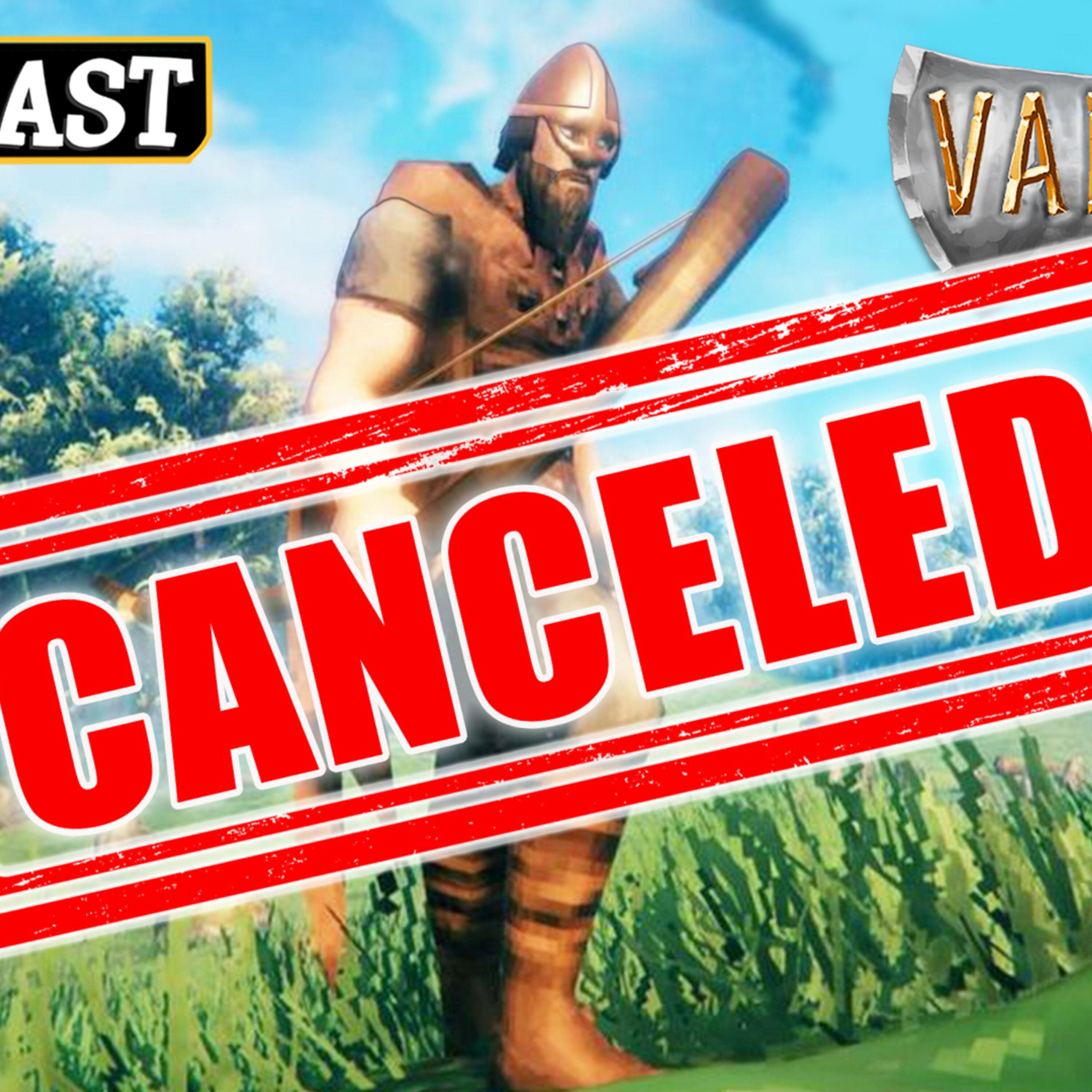 Valheim Canceled!?! What was the REAL Problem?