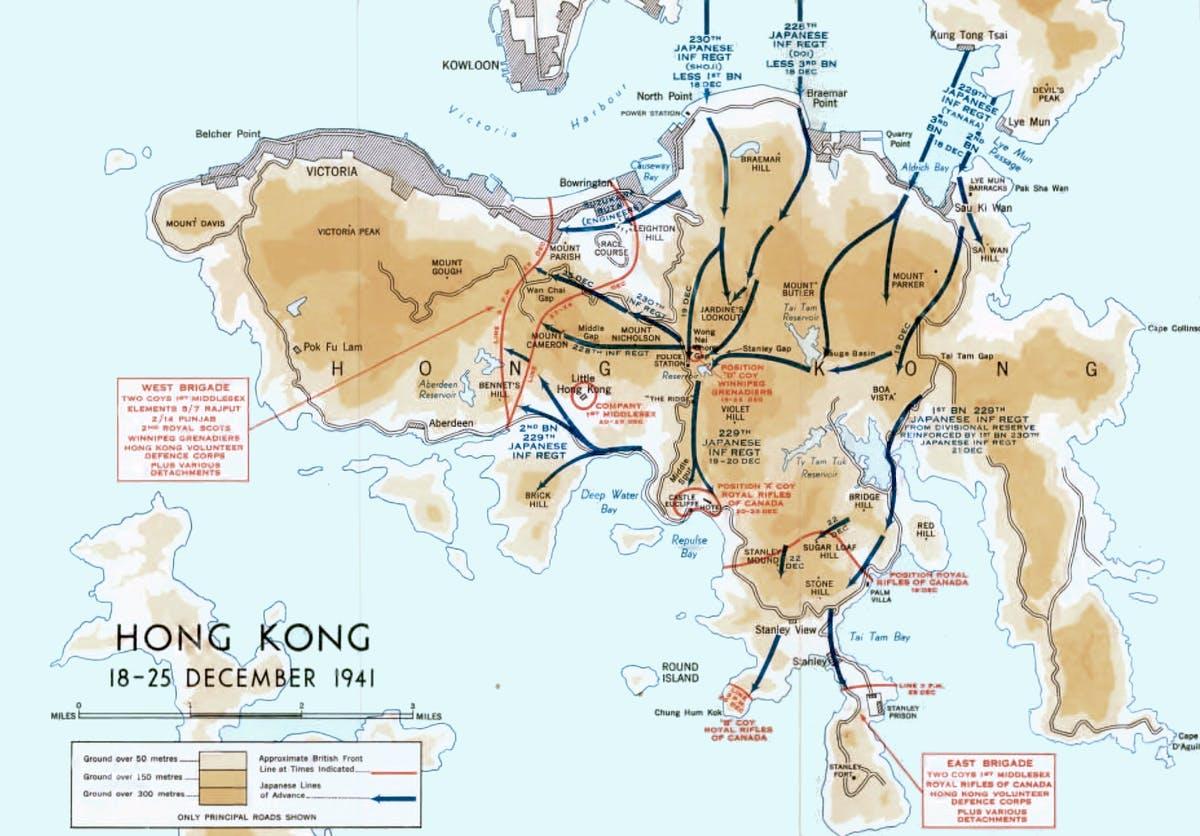 Episode 260-Hong Kong-Retreat but No Surrender