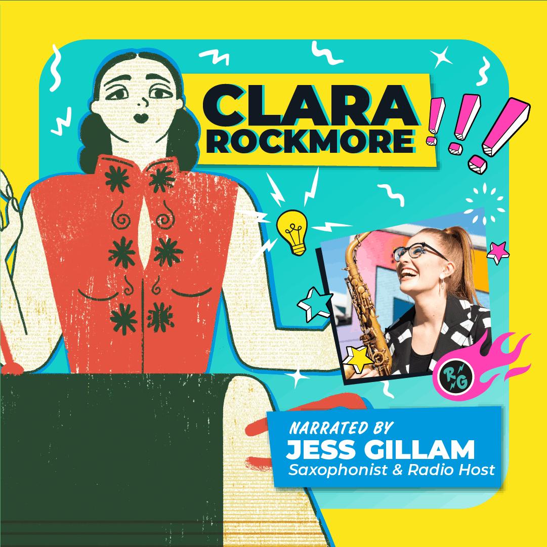 Clara Rockmore Read By Jess GIllam