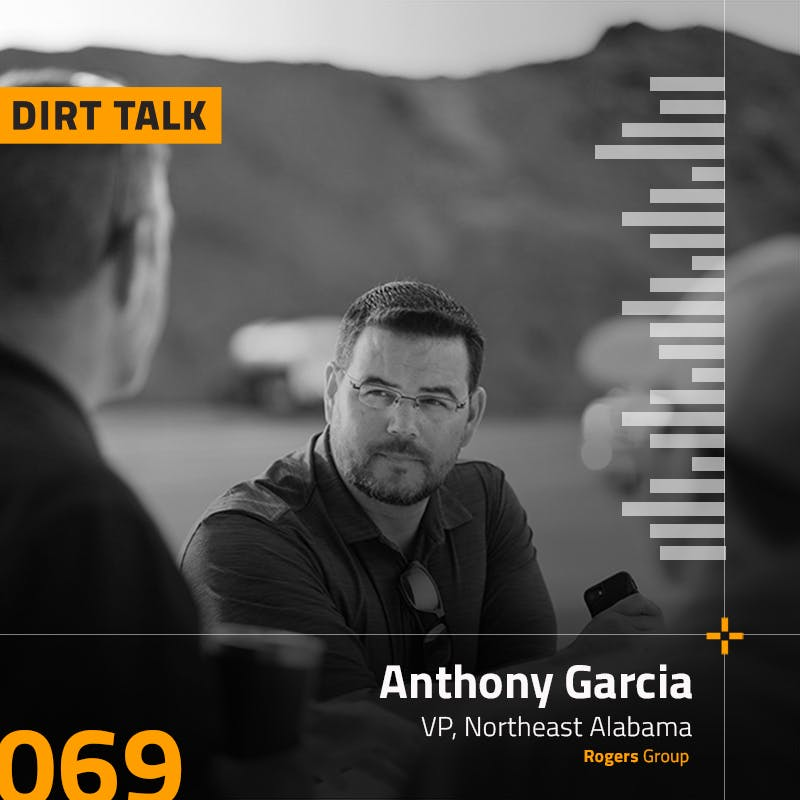 Winding Roads with Anthony Garcia -- DT069