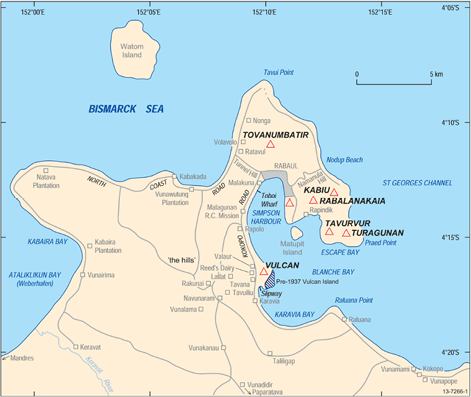 Episode 288-The Fall of Rabaul