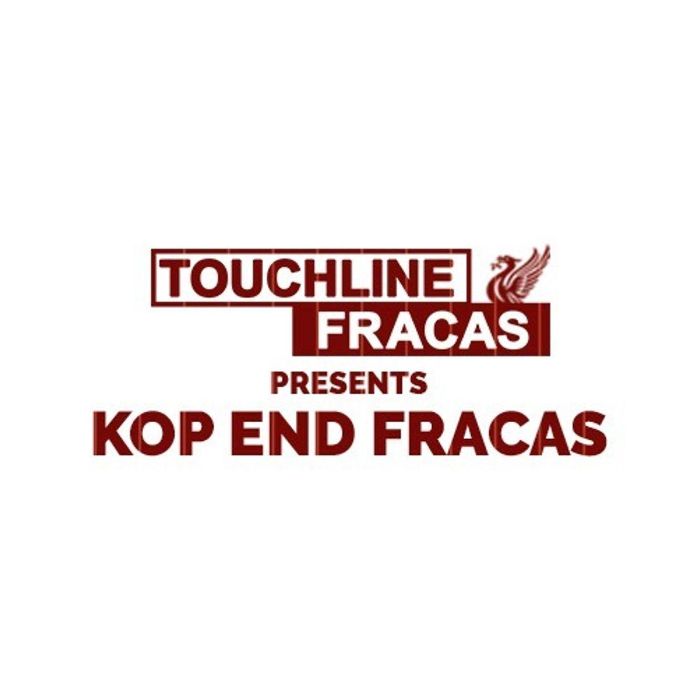 Liverpool FC Pod - Willock by the Seaside  Kop End Fracas