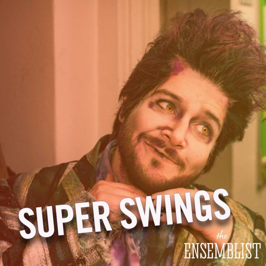 #237 - Super Swings (Beetlejuice - feat. Will Blum)