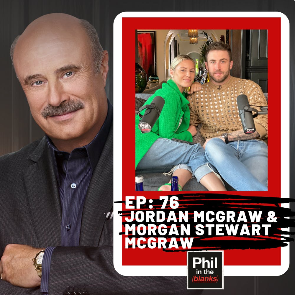 It's A Family Affair: Jordan McGraw And Morgan Stewart McGraw Kick Off The New Season Of Phil In The Blanks