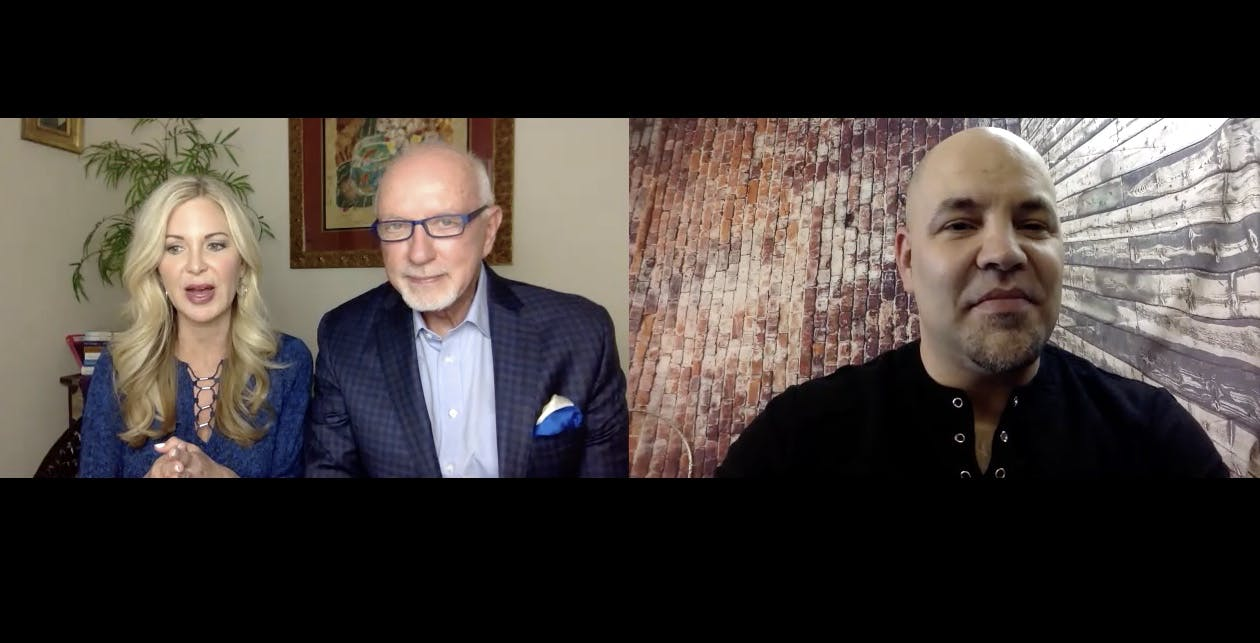 Mark Victor Hansen & Crystal Hansen - sell millions of books (from The Influencer Vault)