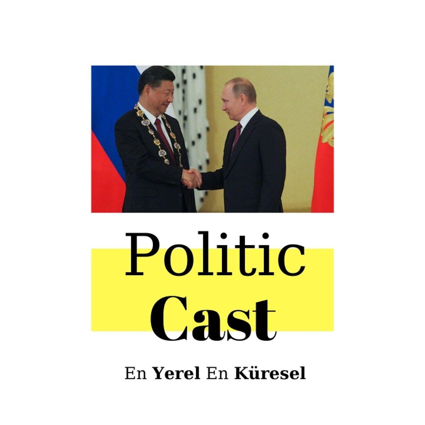 #87: Çin ve Rusya'nın Afganistan Politikaları