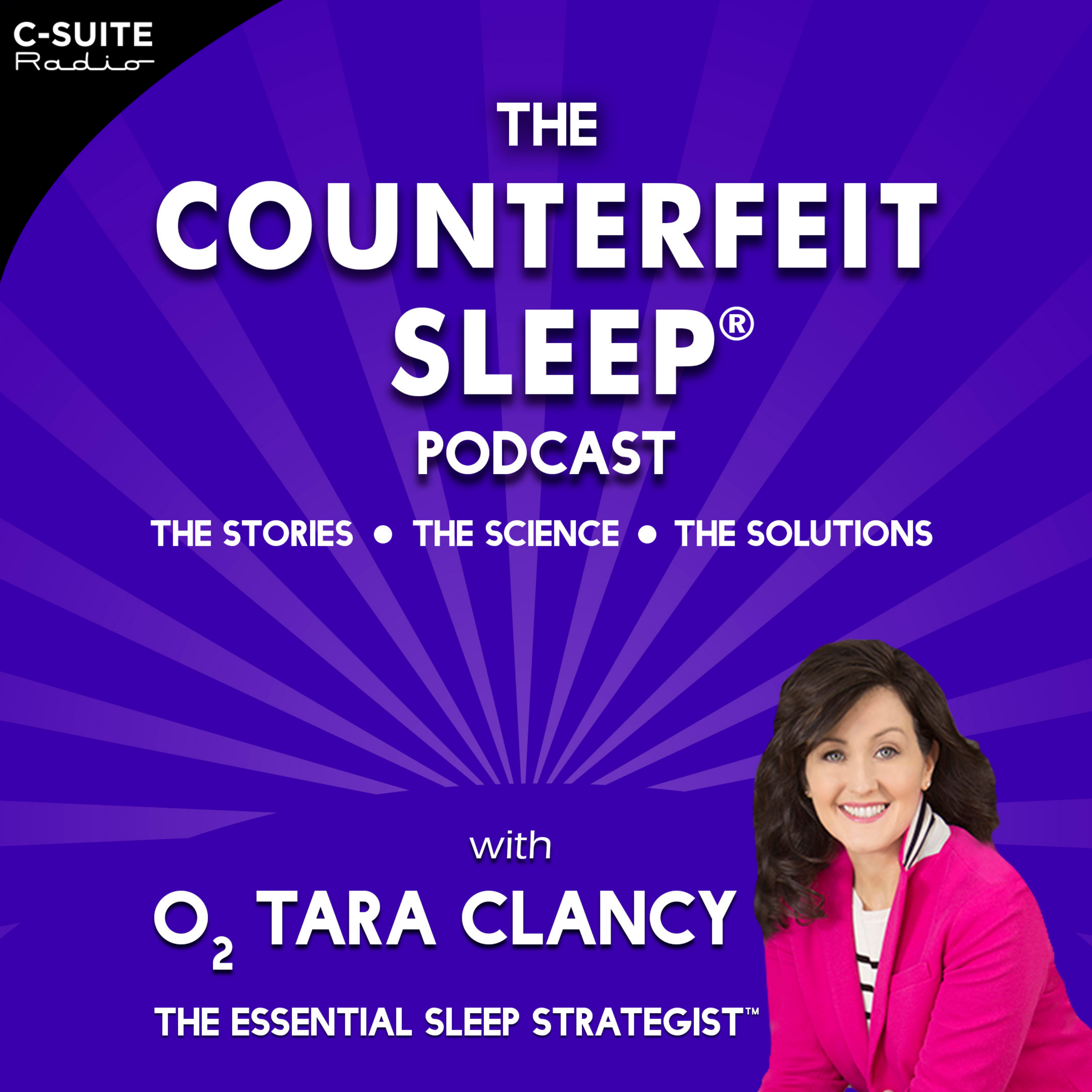 THE COUNTERFEIT SLEEP® PODCAST