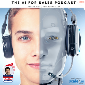 The AI for Sales Podcast