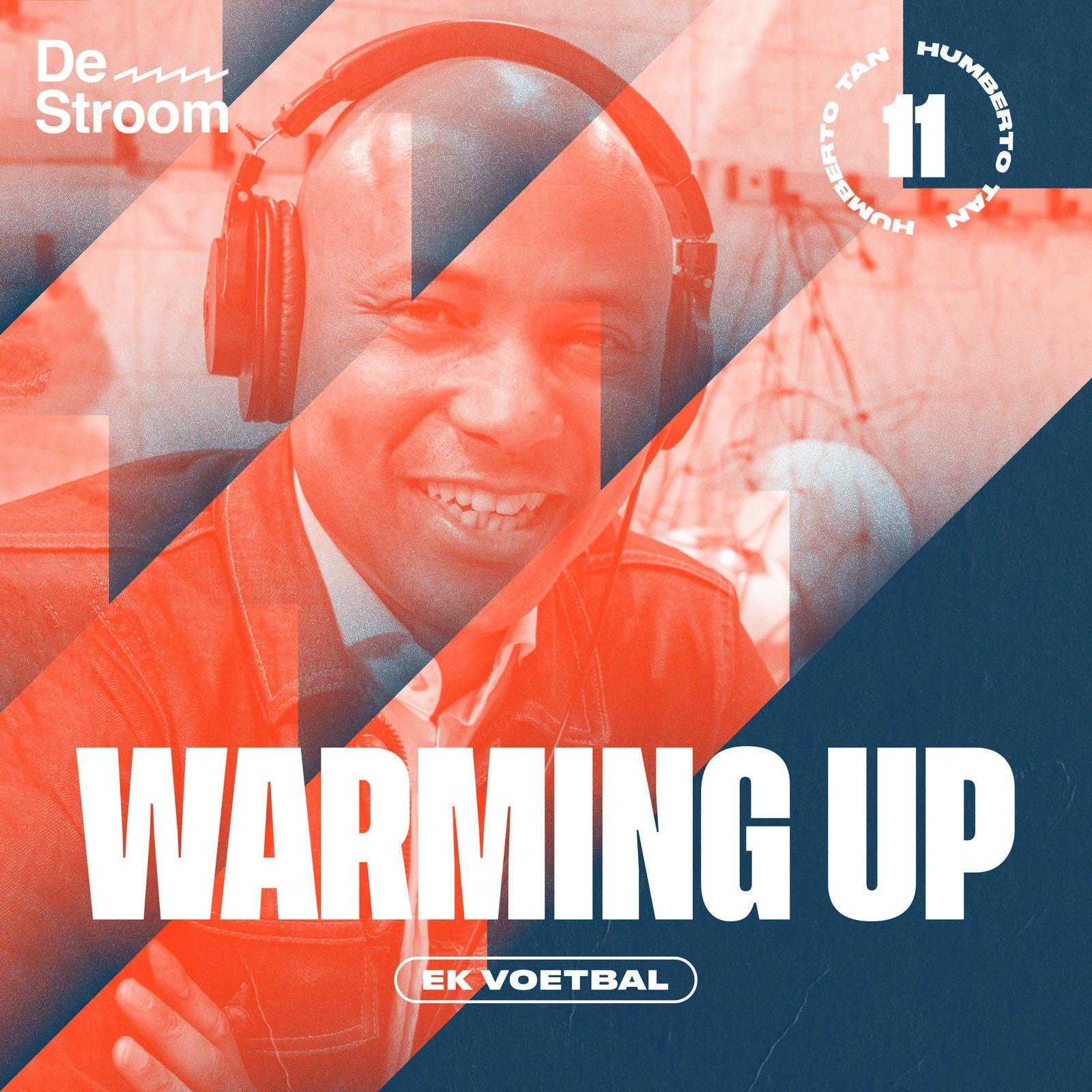 Warming Up logo