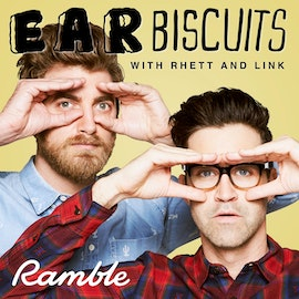 106: Adventures in Six Flags & New York City ft. Rhett & Link | Ear Biscuits Ep. 106