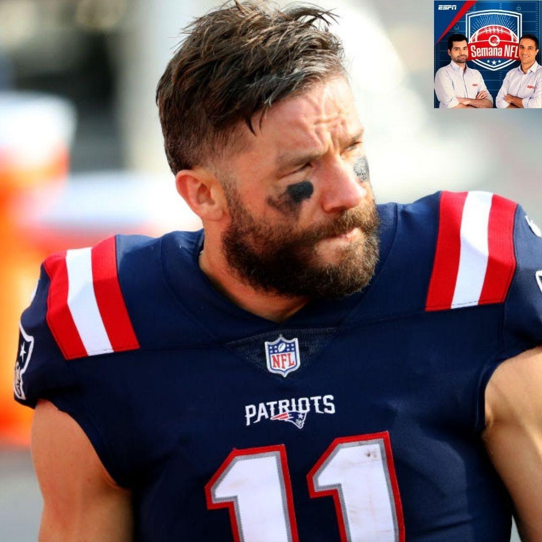 Semana NFL #5 - A aposentadoria de Julian Edelman e os impactos nos Patriots