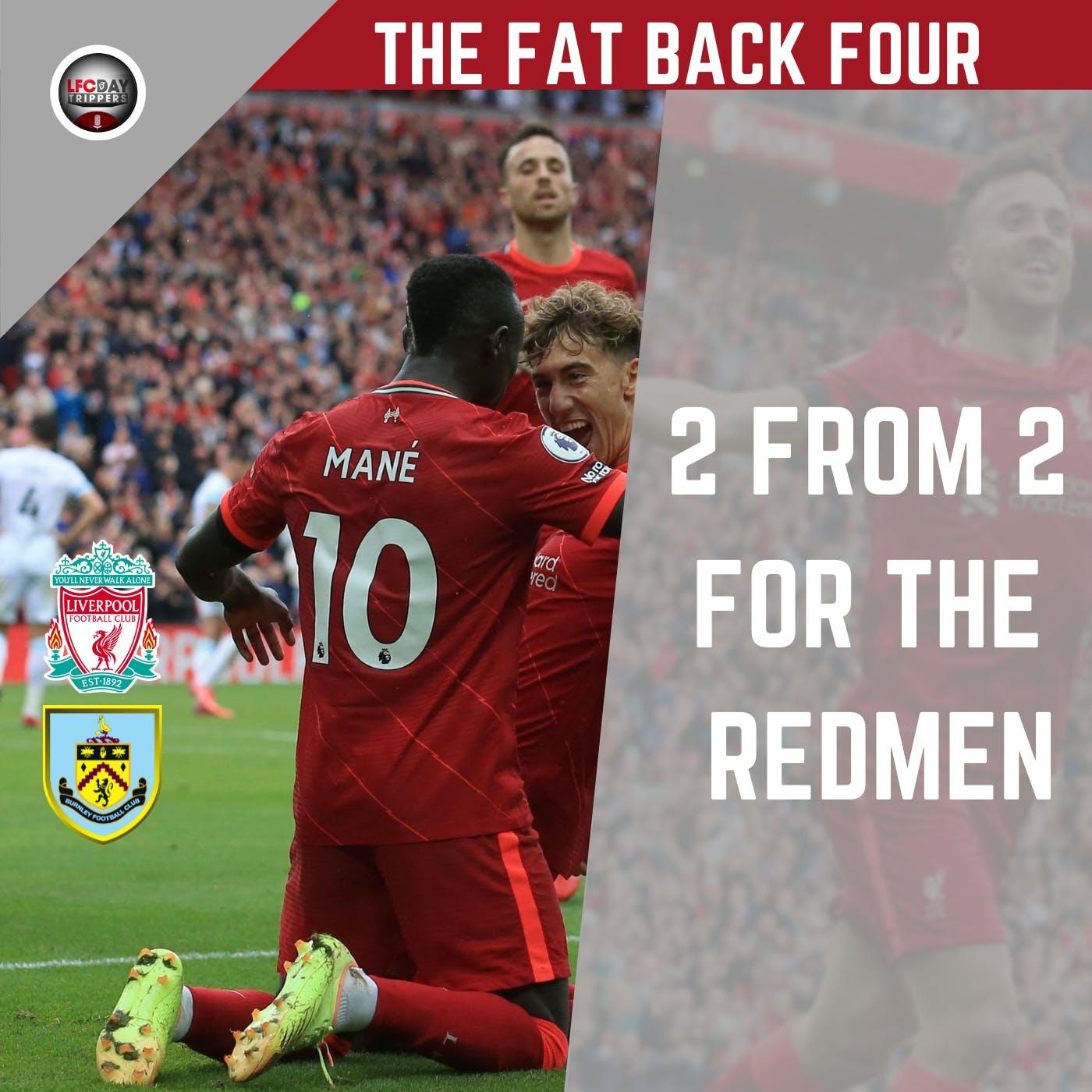 Harvey Elliott has arrived  | Liverpool 2 Burnley 0 | FB4