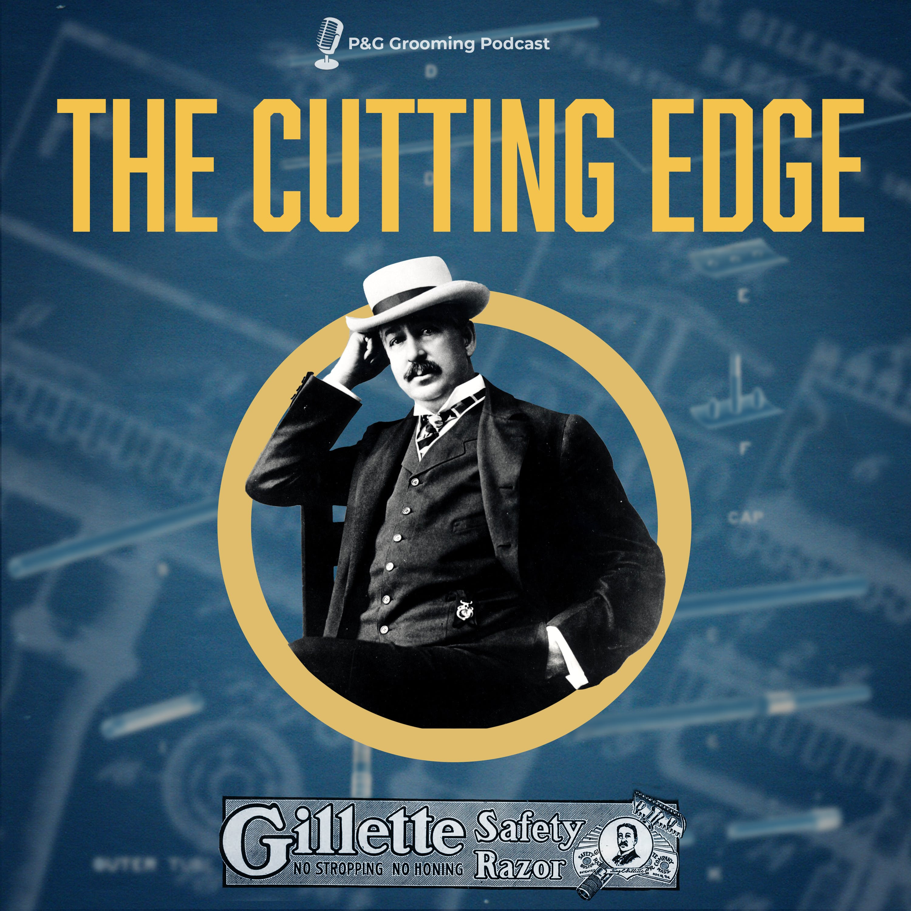 The Cutting Edge podcast tile